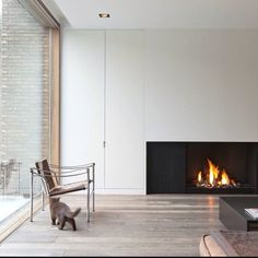 D Design Blog | more inspiration at droikaengelen.com - fireplace