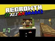 Regrowth ITA Minecraft Ep 7 - Tutti a tavola! Ostriche - #minecraftita