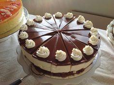 Irman ihannekakku Baileys, Cheesecakes, Tiramisu, Mousse, Frosting, Cake Decorating, Bakery, Miniature, Food And Drink