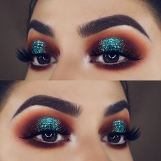 Diana Maria using Anastasia Beverly Hills dipbrow pomade in Ash Brown. Afflink.