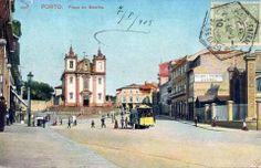 Praça da Batalha 1909