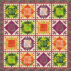 Anthology Fabrics Art Inspired Thomas Hart Benton Poker Night Tropic of Capricorn Quilt Kit Quilt Patterns Free, Free Pattern, Tropic Of Capricorn, Hancocks Of Paducah, Poker Night, Quilt Kits, Quilt Top, Fabric Art, Tropical