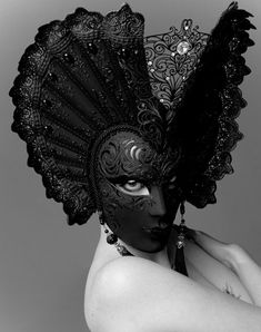 ...a mask