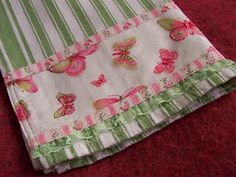 High Quality Romantic Chic Dish Towel For Shabby Chic Home. | Decorative Towels, Towels  And Shabby