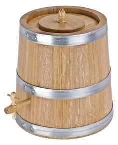 Vinaigrier chêne 10 litres