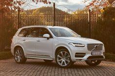 Volvo XC90 T6 Inscription ZA-spec 2015–pr. More - Luxury Beauty - http://amzn.to/2hZFa13