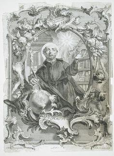 Saint Ignatius Loyola | LACMA Collections