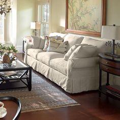 Baldwin Slipcovered Sofa