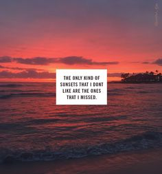 So yeah. Basically I'm allergic to missing a sunset.   Actually, it's more like I loathe missing a sunset with every piece of my fresh air loving, wants to see all that this beautifully colorful world has to offer, soul.   …especially when I'm near a beach.