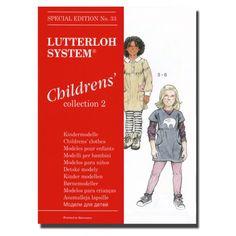 Caderno Especial Moldes de Roupas Infantil 2