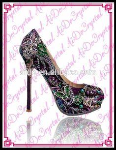 10 best handmade sexy high heel shoes images on Pinterest  08d6501784db