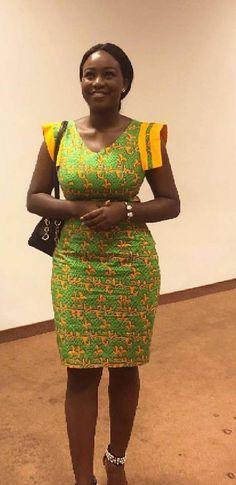 Best Ankara Gown Collection with Top Designers - WearitAfrica African Fashion Ankara, Ghanaian Fashion, Latest African Fashion Dresses, African Dresses For Women, African Print Dresses, African Print Fashion, Africa Fashion, African Attire, African Wear
