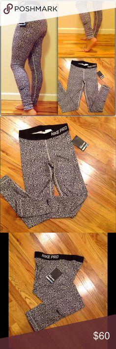 NWT Nike Pro training leggings Brand new Nike Pro training leggings size small NO TRADES  REASONABLE OFFERS WELCOME ✔️ NOT LOWBALLING Nike Pants Leggings
