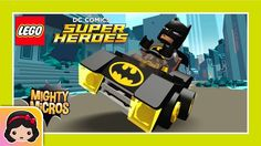 LEGO: DC Super Heroes - Mighty Micros - ¡¡¡ Suscribete !!!