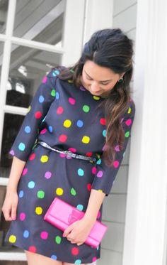 Kate Spade dress - oh have mercy, I LOVE LOVE LOOOOVE this dress!