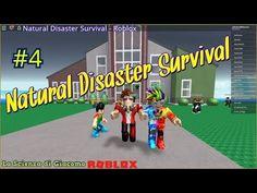 La Scienza di Giacomo ♦ Roblox PC Gameplay [#4]♦Natural Disaster Surviva...