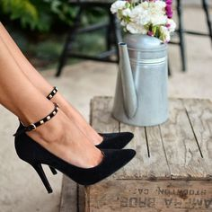 Combinando sapatos - Scarpin - http://vestidododia.com.br/dicas/como-combinar-sapatos-com-vestidos/