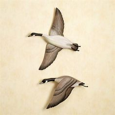Flying Geese Wall Art Set