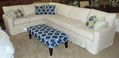 Sure Fit Sectional Slipcover - Home Furniture Design Furniture, Room, Home, Sure Fit Slipcovers, Rowe Furniture, Sectional, Sectional Slipcover, Furnishings, Furniture Design
