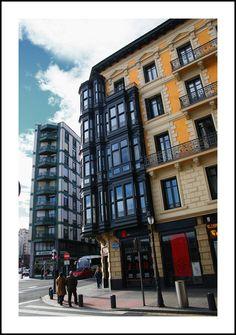 c/ Bertendona (Bilbao)