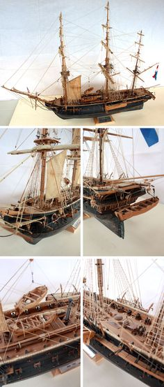 Sale ship model. XVI french frigate. Got one for a good price in an antique in france. It is exposed in my hall.