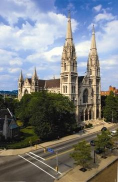 St. Paul Cathedral is the Mother Church of the Diocese of Pittsburgh. As the Cathedral, it is Bishop David M. Zubik's Church. It is everybody's parish. It is the site of the local Church's major events, from priestly ordinations to wedding-anniversary celebrations.
