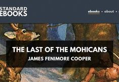 The Last of the Mohicans is one of the most famous tales of pioneer American adventure. Set during the French and Indian War, Mohicans tells the tale of the Civil Engineering Books, Computer Engineering, Electronic Engineering, Chemical Engineering, Mechanical Engineering Design, Systems Engineering, Mechanical Projects, Electronics Projects For Beginners, Electronics Basics