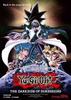 Download Yu-Gi-Oh!: The Dark Side of Dimensions 1080p 720p Torrent - Nachos Time
