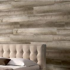 Mats Inc. Easy Cover Pro 6 Engineered Wood Wall Paneling in Caramel Decor, Peel And Stick Wood, Vinyl Wall Panels, Furniture, Solid Wood, Wood Panel Walls, Reclaimed Wood Wall, Reclaimed Barn Wood, Headboards For Beds