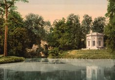 Marie Antoinette's Belvedere at the Petit Trianon