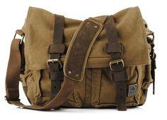 My kind of messenger bag.