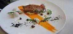 Fine Dining Entrees | John Campbell at Coworth Park, May 2011.