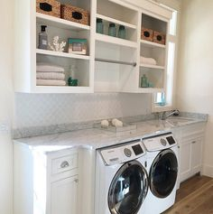 Laundry Room, Instagram Laundry Room, Popular Instagram Pics Laundry Room #LaundryRoom #Instagram #InstagramPics #PopularInstagram our_coastal_farmhouse