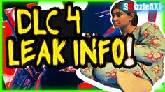 NEW BO3 DLC 4 REVELATIONS Zombies LEAK: Remastered Maps, Wonder Weapons (Black Ops 3 ZOMBIES DLC 4)