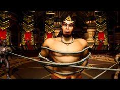 Арджуна и Шива (Ведические комиксы) - YouTube