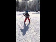 Danilo skiing - YouTube
