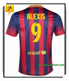 Barcelona Home Shirt (A.Iniesta OfficialA Andres Iniesta football shirtA for  the Barcelona Football team. This is the new BarcelonaA home shirt for theA  La ... ef5ac11df07