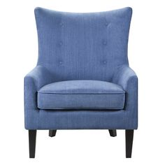 Found it at Wayfair - Carissa Shelter Wingback Chair