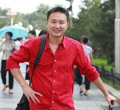 他是我的朋友。     Tā shì wǒ de péngyou.    He's a friend of mine. Core, Button Down Shirt, Men Casual, Chinese, Mens Tops, Shirts, Fashion, Moda, Dress Shirt