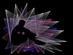 Free String Art Patterns   Geometry project: Literal Line Art by Susurratrix on deviantART