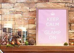 Gone Glamping! {Glamorous Camping Party}