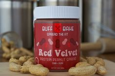 Red Velvet Peanut Butter