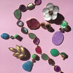 Bahina gems on Moda Operandi