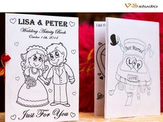 Kids Wedding Activity Book Printable  Wedding by VSstudio on Etsy