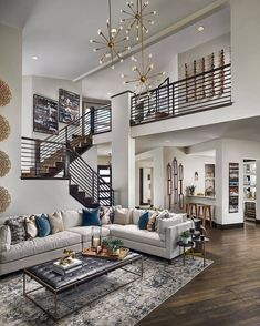 Popular Cheap Home Design Ideas. Wanting to design and decorate your home yet you are at a loss of cheap home design ideas? Don't worry for Dream Home Design, Modern House Design, Minimalist House Design, Contemporary Decor, Modern Decor, Contemporary Living Room Designs, Modern Home Interior, Dream House Interior, Beautiful Houses Interior