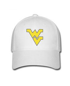 West Virginia unisex Adjustable Baseball Cap