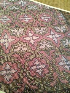 Gallery.ru / Φωτογραφία # 93 - KENTHMATA - ergoxeiro Beaded Embroidery, Cross Stitch Embroidery, Embroidery Designs, Cross Stitch Charts, Cross Stitch Patterns, Crochet Patterns, Knitting Stitches, Knitting Needles, Needlepoint