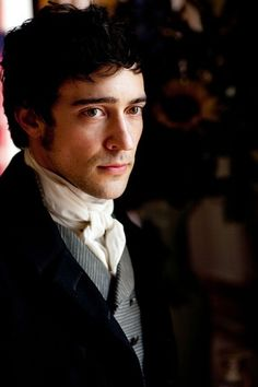 Blake Ritson, Mr. Elton - Emma directed by Jim O'Hanlon (TV Mini-Series, 2009) #janeausten
