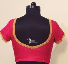 Starting Range of embroidery on blouses! For Orders and Queries reach us at or Address: Valmiki street, Thiruvanmyur, Chennai South Indian Blouse Designs, Pattu Saree Blouse Designs, Simple Blouse Designs, Stylish Blouse Design, Choli Designs, Fancy Blouse Designs, Bridal Blouse Designs, Designer Blouse Patterns, Design Inspiration