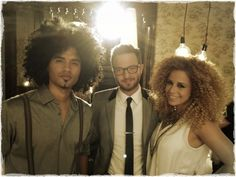 Group 1 Crew with Chris August